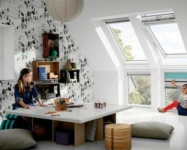 Dachfenster: Licht, Luft und prima Klima
