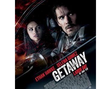 Getaway: Ein neues Plakat zum Action Thriller mit Ethan Hawke