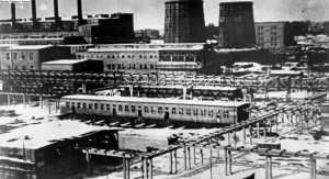 Auschwitz III • Das Außen ► Arbeits ► Lager Monowitz