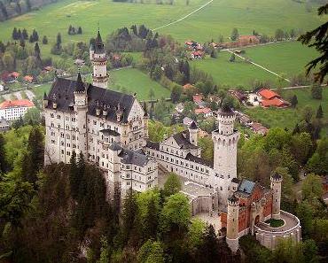 Schloss Neuschwanstein - Teil 2 (Gastpost)