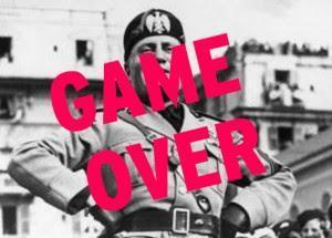Vor 70 Jahren: Palastrevolte stürzte Mussolini und kam Volksaufstand zuvor