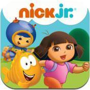 Nick Jr. Kinder App – Spaß macht schlau