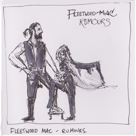 Quelle: http://www.handdrawnalbumcovers.com/fleetwood-mac-rumours/