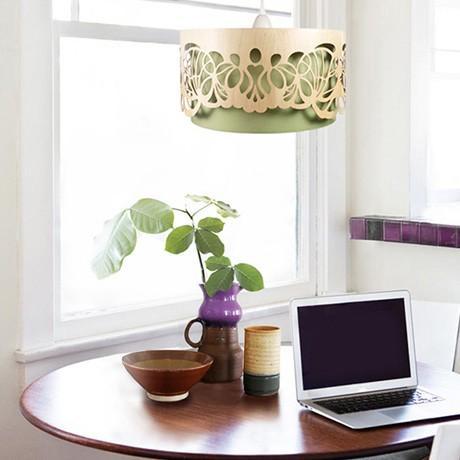 holz design lampen in wundersch ner optik. Black Bedroom Furniture Sets. Home Design Ideas