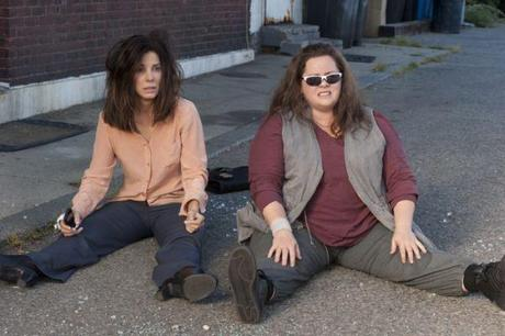 © Twentieth Century Fox of Germany GmbH / Sandra Bullock (links) und Melissa McCarthy (rechts) sind Paul Feigs