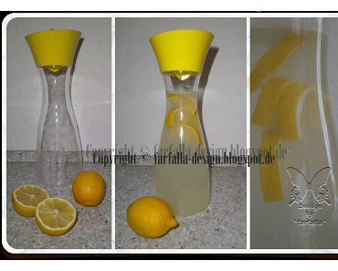 In den Topf geschaut * Zitronen-Limonade