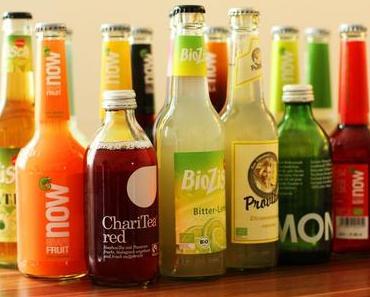 So schmeckt der Hipster-Sommer: 6 aufregende Bio-Limos im Test