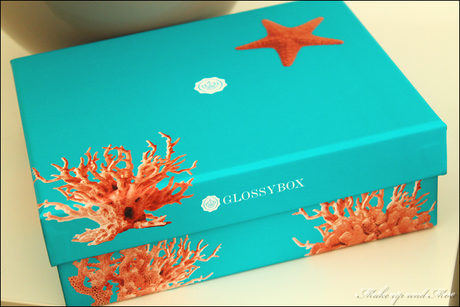 "GlossyBox Die ""Le Grand Bleu""-Edition"