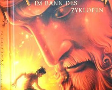 Percy Jackson-Im Bann des Zyklopen - Rick Riordan