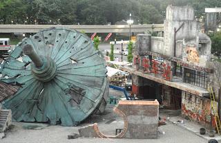 Transformers 4: Videos vom Set aus Detroit