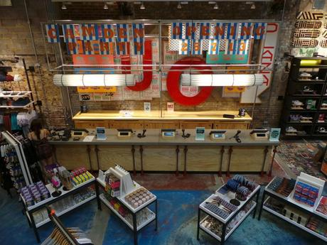 Urban Outfitters Store Camden