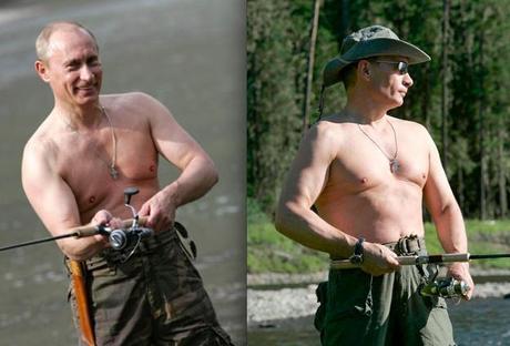 Putin Schwul