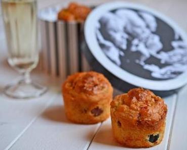 Post aus meiner Küche – Rezepte für den Filmabend (Teil 1: Pizza-Muffins)