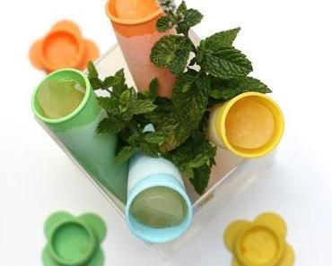 Lecker, lecker Eis! – Clean Eating Wassereis wie früher