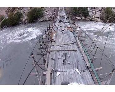 4.500km durch das Himalaya-Gebirge (GoPro)