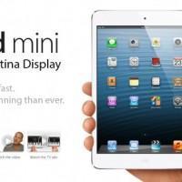 WSJ: iPad mini 2 doch mit Retina-Display, in mehreren Farben?