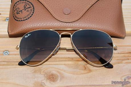 My new Sunglasses | Rum & Raybans *-*