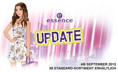 [Preview] Essence Sortimentsupdate September 2013