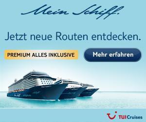 Tui-Cruises Angebote für die Wintersaison 2013/14 -Karibik und Kanarische Inseln