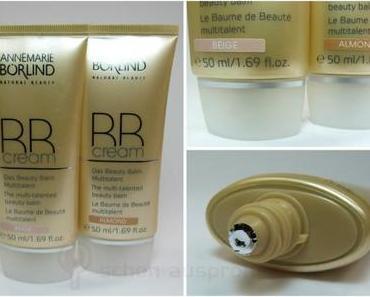 Review: Annemarie Börlind BB Cream in beige und almond