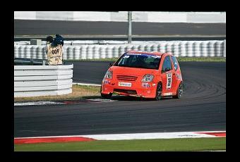 Lafia motorsport zufrieden mit citroen c2 vts for Garage citroen auch