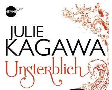 {Rezension} Julie Kagawa: Unsterblich - Tor der Dämmerung