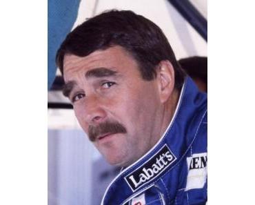 Nigel Mansell: Eine Ikone im Motorsport wird 60