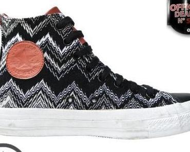 #Converse All Star Chucks Chucks – Missoni Vintage very limited Edition!