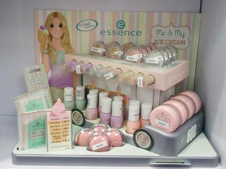 Aktuelle Essence Trend editions
