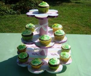 Zitronen Cupcakes Backmischung