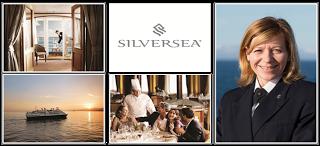 Frauenpower auf Hoher See - Silversea Cruises ernennt ersten weiblichen Kapitän der Flotte