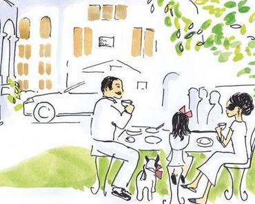Ein Sommertag mit: Frühstück im Garten …