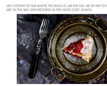 Plan B { Baiser-Himbeer-Törtchen }