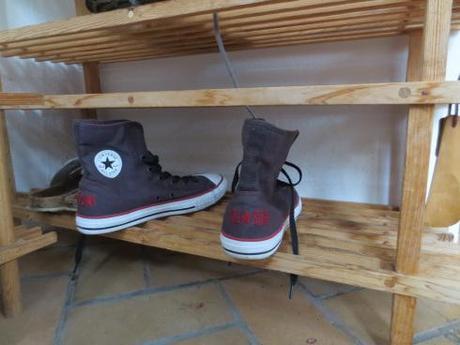 Converse Chucks auf Amrum Fälschungen erkennen