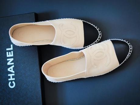 Blogger Must-Have: Chanel Espadrilles