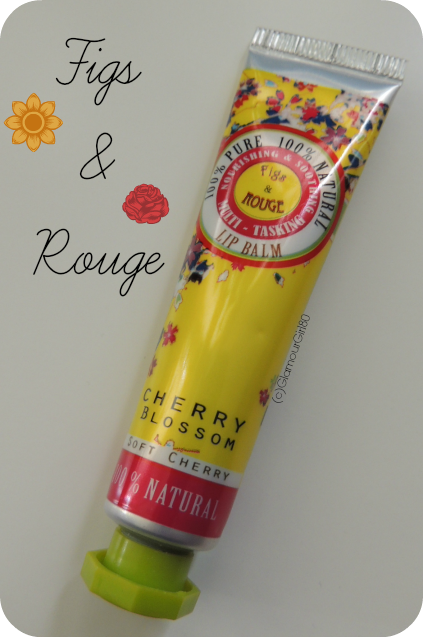 Figs & Rouge Lip Balm Cherry Bloosom