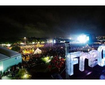 Frequency Festival 2013: Die erste Nacht im Nightpark