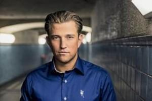 Schlager-Rapper Chris Prinz mit Schlagerstar Michael Wendler auf Tour