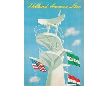 Holland America Linie - Stark erweitertes Kanada- und Neuengland Programm 2014