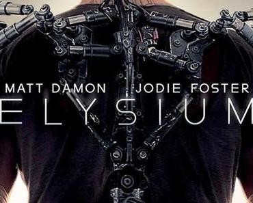 Review: ELYSIUM - Eine dystopische Idylle soll Leben retten