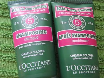 Review: L´Occitane Aromachologie Color&Glanz; Shampoo + Conditioner