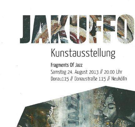 Ausstellung: Fragments of Jazz in Neukölln