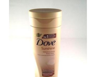 [Beauty] Dove Sunshine Bodylotion
