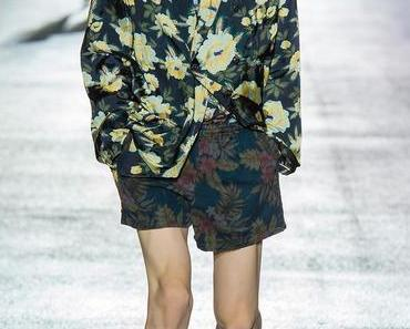 Dark Flowers – Dries Van Noten SS 2014