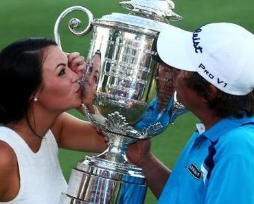 Rückblick auf Jason Dufner´s Sieg der PGA Championship