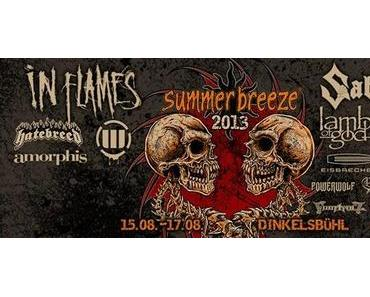 [Bilderflut]: Summer Breeze 2013
