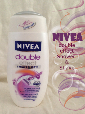 [Review] Nivea Double Effekt Shower & Shave