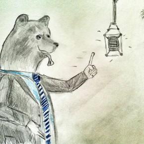 Der Bundesbär – Kann Winston Kanzler?