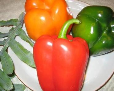 Paprika – Süß und scharf zugleich