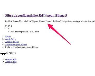 """Apple-Webseite bestätigt Name """"iPhone 5S"""" + massenhaft neue Leaks von iPhone 5S und iPhone 5C"""